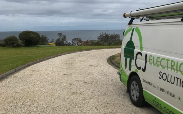 CJ Electrical Solutions Electrical Services
