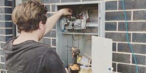 CJ Electrical Switchboard Upgrade