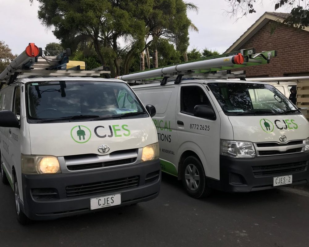 CJES Vans 2021