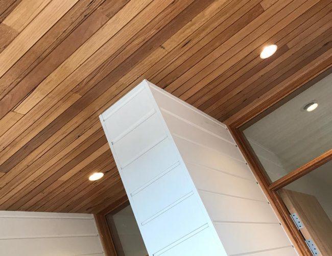 Under Eave Lighting Home Maintenance