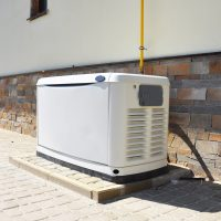 residential electric back up generator
